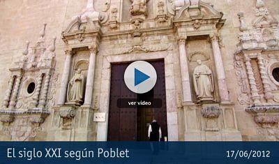 """El siglo XXI según Poblet"" premio Telenatura 2012"