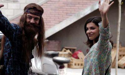 Besos de hippies