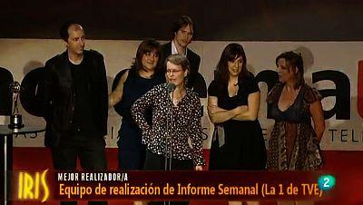 'Informe Semanal', un programa multipremiado