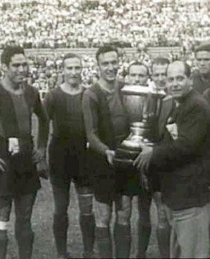 Història del Futbol Club Barcelona
