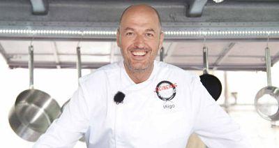 Iñigo Pérez 'Urrechu', nuestro chef más televisivo