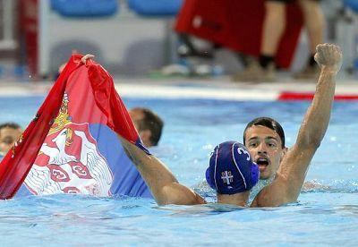 La selección española de waterpolo ha perdido la final ante Serbia por la mínima (8-7).