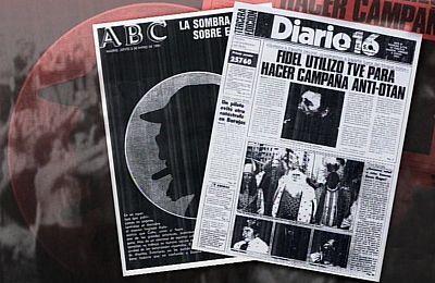 Tres décadas de 'En Portada' en la prensa