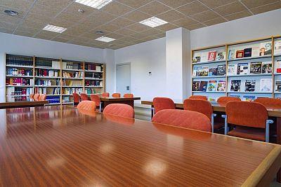 Sala de lectura Instituto RTVE