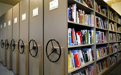 Archivo biblioteca Instituto RTVE