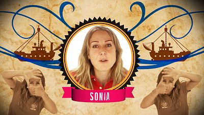 Sonia, mamá