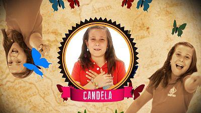 Candela, 9 años