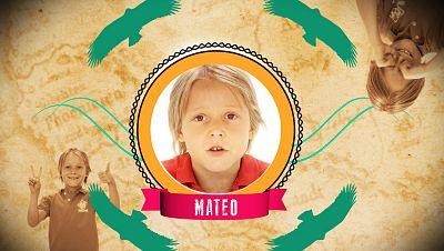 Mateo, 7 años