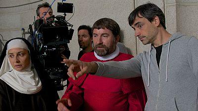TVE finaliza el rodaje de la tvmovie histórica 'Teresa'