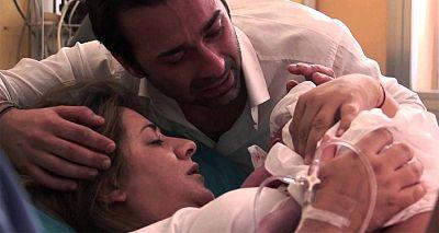 Uno de los momentos más emotivos de la película 'Italy in a Day', estrenada en 2014
