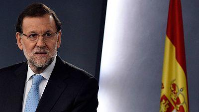 El presidente del Gobierno y candidato del PP a las elecciones del 20D, Mariano Rajoy.