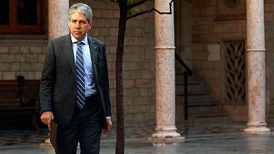 Francesc Homs, exconsejero de Presidencia de la Generalitat y cabeza de lista de Democràcia i Llibertat