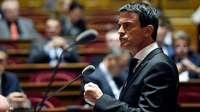 Valls advierte de posibles atentados con armas químicas y bacteriológicas