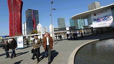 El MWC de Barcelona es el congreso de móviles más importante del mundo.