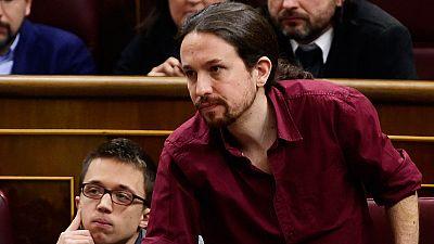 """Pablo Iglesias propone trabajar por un """"gobierno a la valenciana"""""""