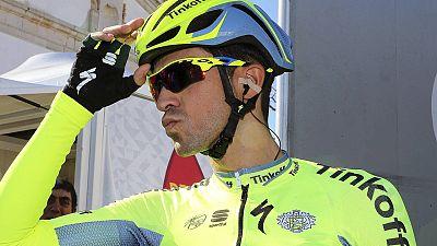 Alberto Contador no correrá el Giro de Italia