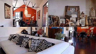 La casa de Bibibiana Fernández