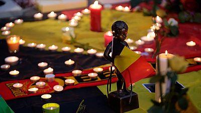 Brusellas llora sus víctimas
