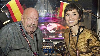José María Iñigo y Julia Varela repiten como comentaristas de Eurovisión 2016 para TVE