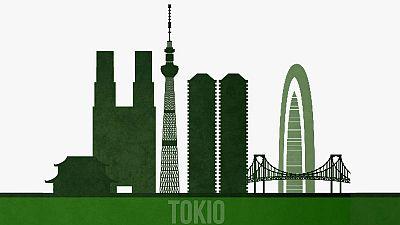 Así serán las Olimpiadas de Tokio