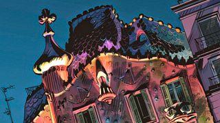 'El fantasma de Gaudí'