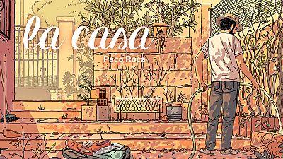 'La casa', de Paco Roca, el cómic europeo más vendido en España, según Tebeosfera