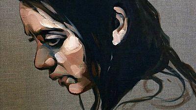Una de las obras de Paula Bonet expuestas en el Salón del Cómic de Barcelona
