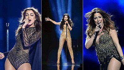 El estilo Beyoncé arrasa en Eurovisión