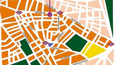El mapa del Océano de Antón Martín
