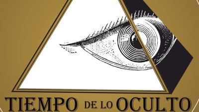 El logo de 'Tiempo de lo oculto'