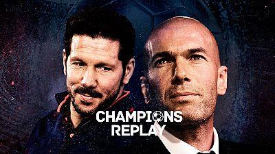 Champions Replay: juega a recordar tu gol