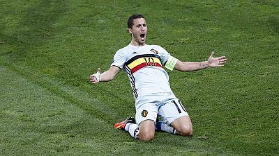 Bélgica se clasifica para los cuartos de la Eurocopa