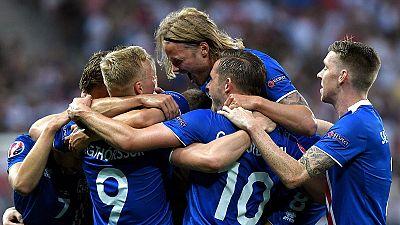 Islandia manda a Inglaterra a casa en octavos