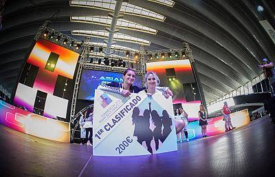`Ohana Effect¿ las ganadoras del concurso Asian Best Dance Cover de TLP Tenerife 2016