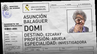 Asunción Balaguer es doña Domitilla