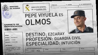 Pepe Viyuela es Olmos