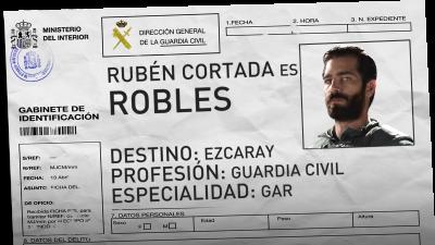 Rubén Cortada es Robles