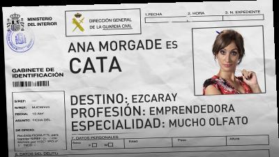 Ana Morgade es Catalina