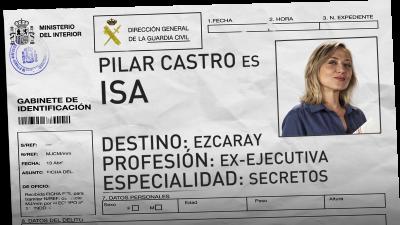 Pilar Castro es Isabel Antúnez