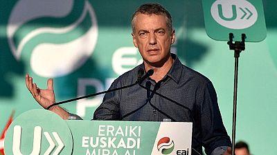 El PNV ganaría las elecciones vascas, seguido por EH Bildu y Podemos