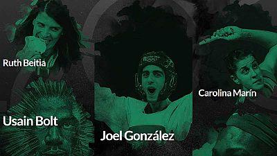 ¿Qué sabes de los héroes de Río 2016?