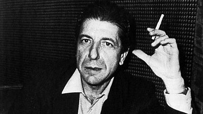 La vida de Cohen, en imágenes