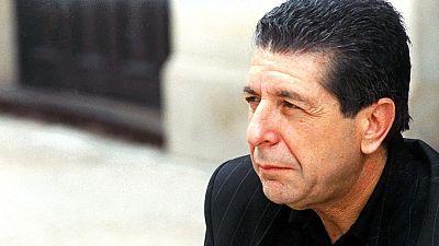 Para sucumbir a la poética de Leonard Cohen