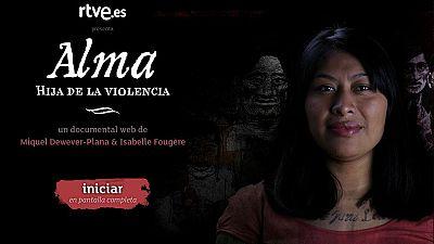 Alma: Hija de la violencia