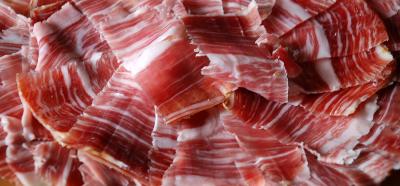 ¿Cómo se corta un jamón?