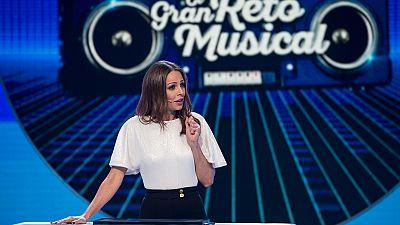 Eva González presentará el nuevo concurso de La 1 'El gran reto musical'