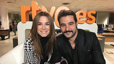 Antonio Velázquez y Begoña Maestre responden a los 'peregrinos'