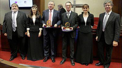 El Coro RTVE, premiado por la Conferencia Episcopal