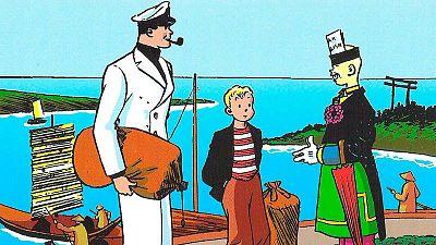 Imagen de 'Terry y los piratas'