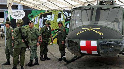Exposición dedicada a la aviación en el Salón del Cómic de Barcelona